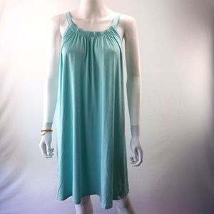 Green Dress Medium Size Knee Length
